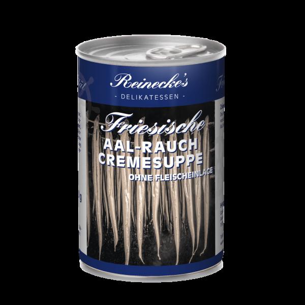 Reineckes Delikatess-Konserven GmbH_Suppen_Friesische Aal-Rauch Cremesuppe