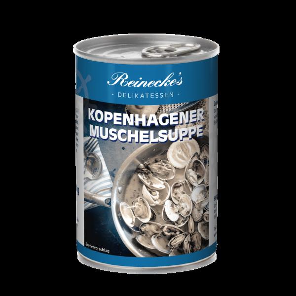 Reineckes Delikatess-Konserven GmbH_Suppe_Kogenhagener Miesmuschelsuppe