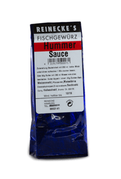 Reinecke's Hummer-Saucen-Gewürz