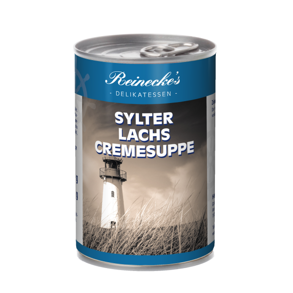 Sylter Lachscremesuppe