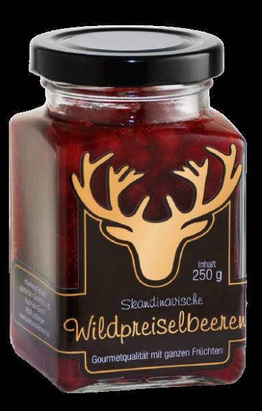 Skandinavische-Wildpreiselbeeren-mit-ganzen-Früchten-Haverkamp-Feinkostspezialitäten