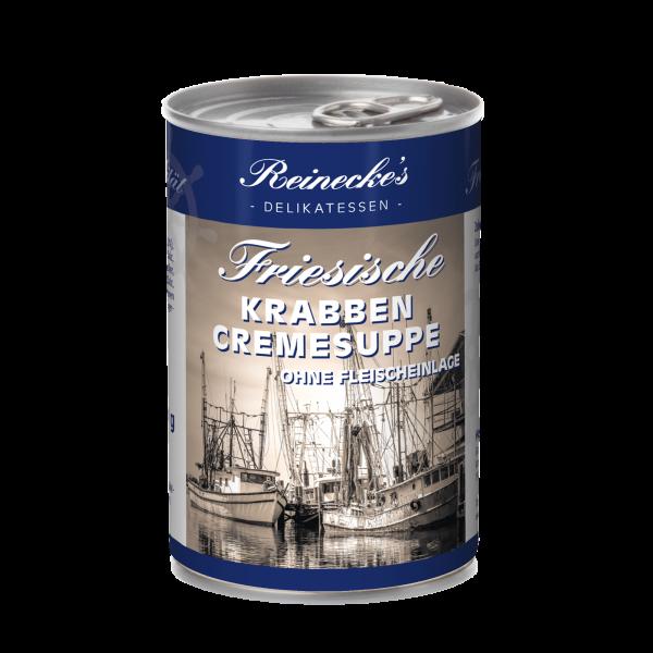 Friesische Krabbencremesuppe